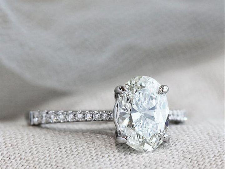 Tmx Oval White Gold 51 411923 158284246545672 Dallas, TX wedding jewelry