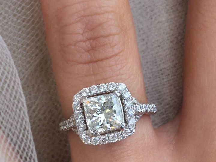 Tmx Prin Halo Ring 51 411923 157850641742123 Dallas, TX wedding jewelry