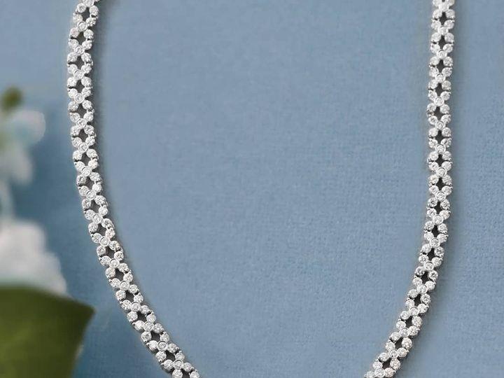 Tmx Tiffany Necklace 51 411923 158284236694322 Dallas, TX wedding jewelry