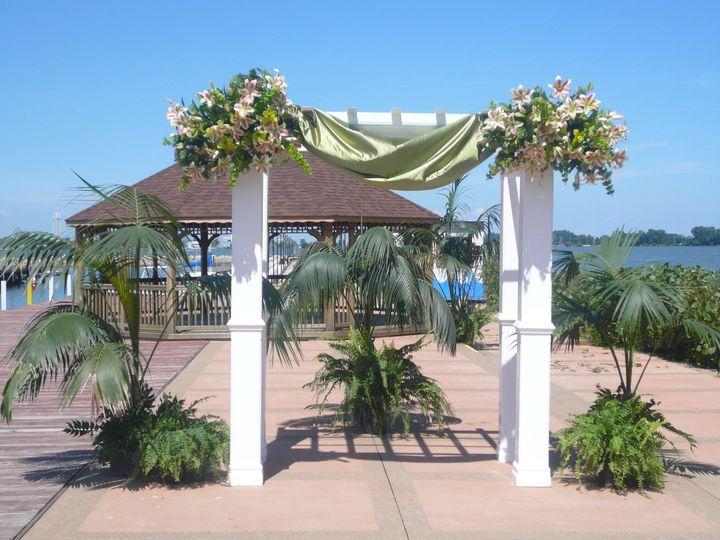Wedding venue arc