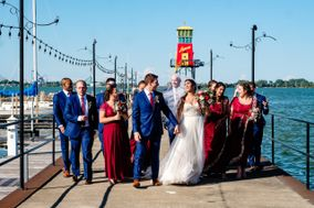 Lyman Harbor Waterfront Weddings