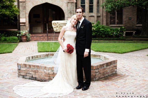 Recent wedding in Houston