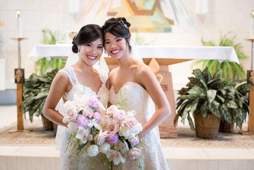 Double Brides