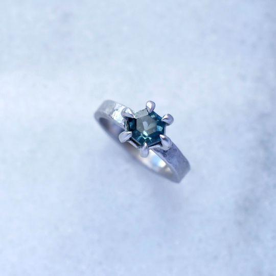 Custom / Montana Sapphire