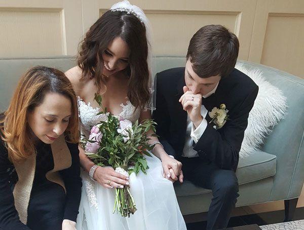 Tmx 1519690642 Be8f047756d89dfa 1519690641 04e09279738d6f9c 1519690643667 7 Shadee And Courtla Culver City, California wedding officiant