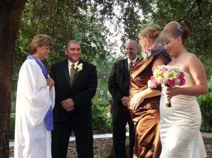 Lovely wedding day
