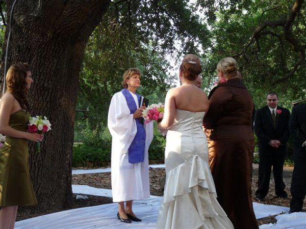 Tmx 1333590612950 Kimsweddingfoxscreamslikeagirl0461 Cypress, Texas wedding officiant