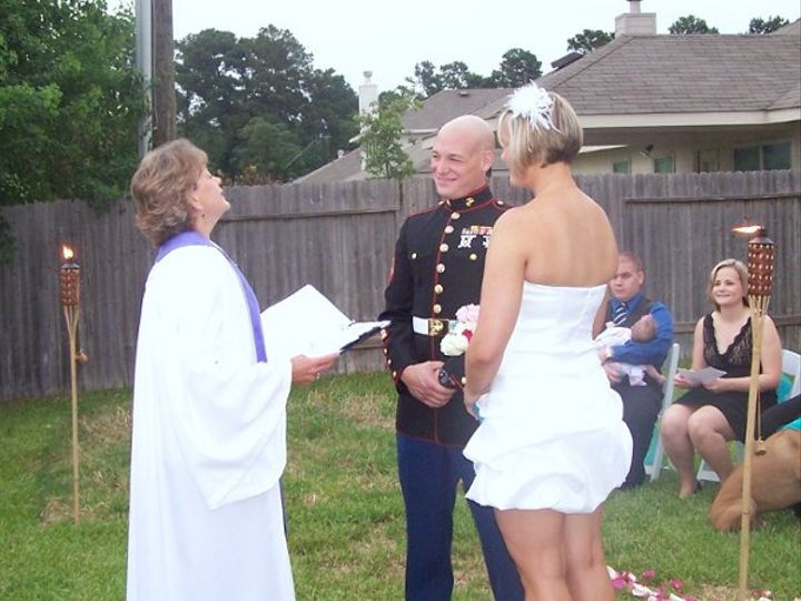 Tmx 1333590833488 1003896 Cypress, Texas wedding officiant