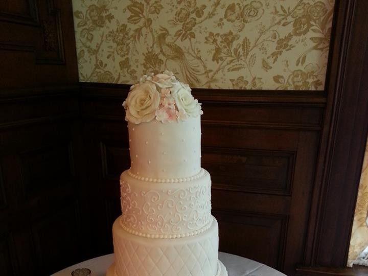 Tmx 1427401142035 5639115362036564341491893626237n Brookfield wedding cake