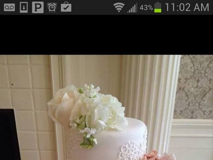 Tmx 1427401210986 103704466796971187514684446004043684981557n Brookfield wedding cake
