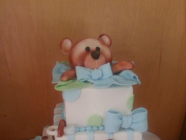 Tmx 1433943111559 15604685223d69925dff2z Brookfield wedding cake