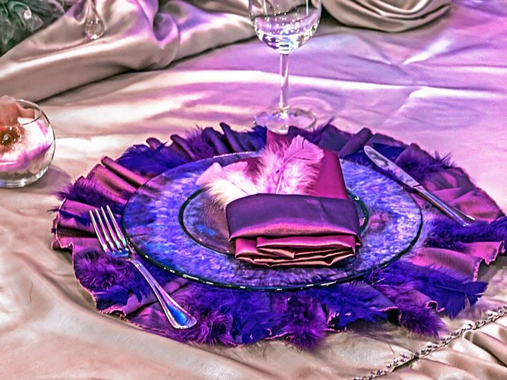 Tmx Table Charger Setting 51 1645923 157659813225937 Brooklyn, NY wedding planner