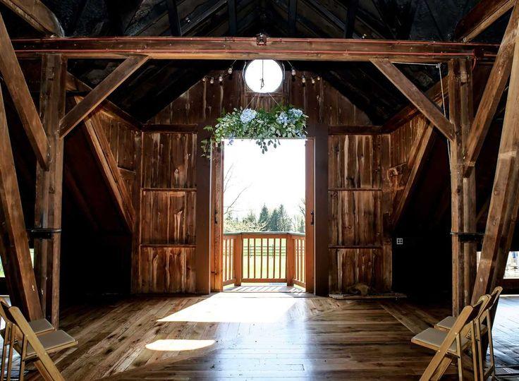 Intimate & Romantic Barn