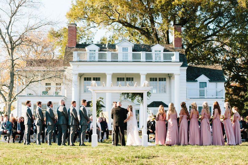 Manor Ceremony