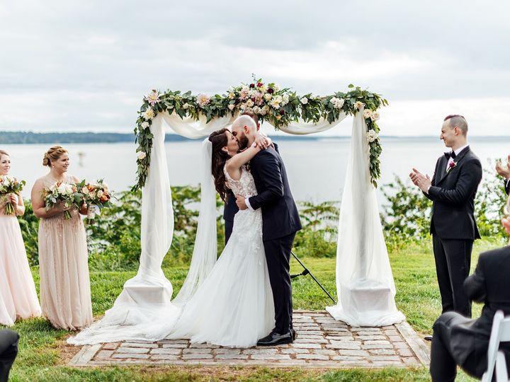 Waterfront Manor Ceremony