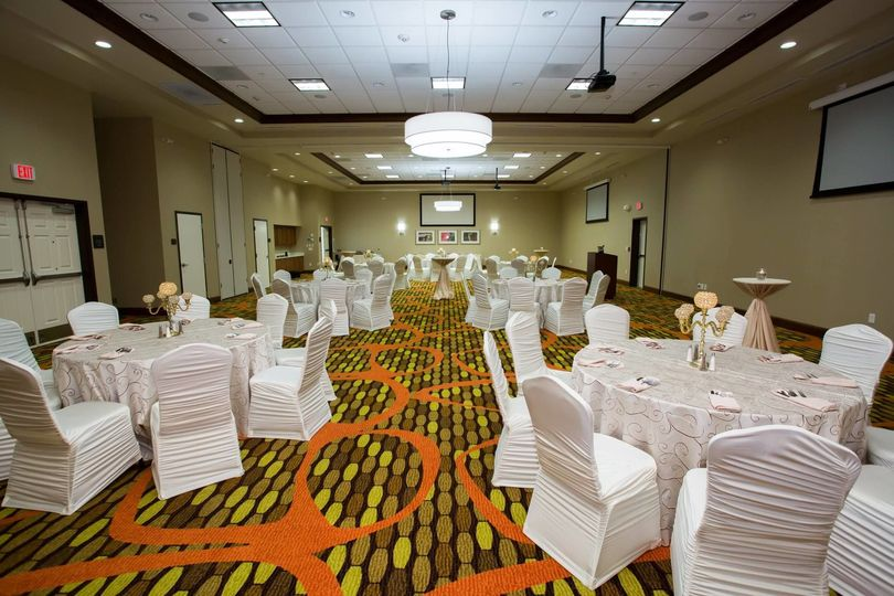 Hilton Garden Inn West Chester Venue West Chester Oh Weddingwire