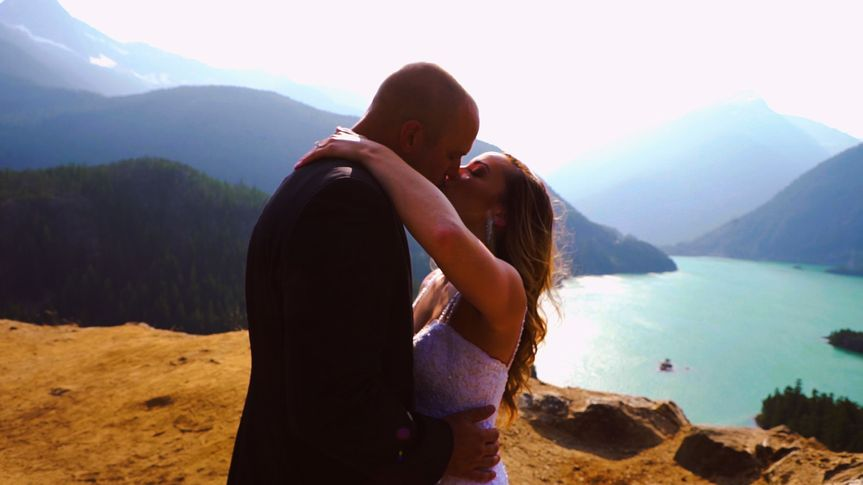 "Directed ""romantic shoot"""