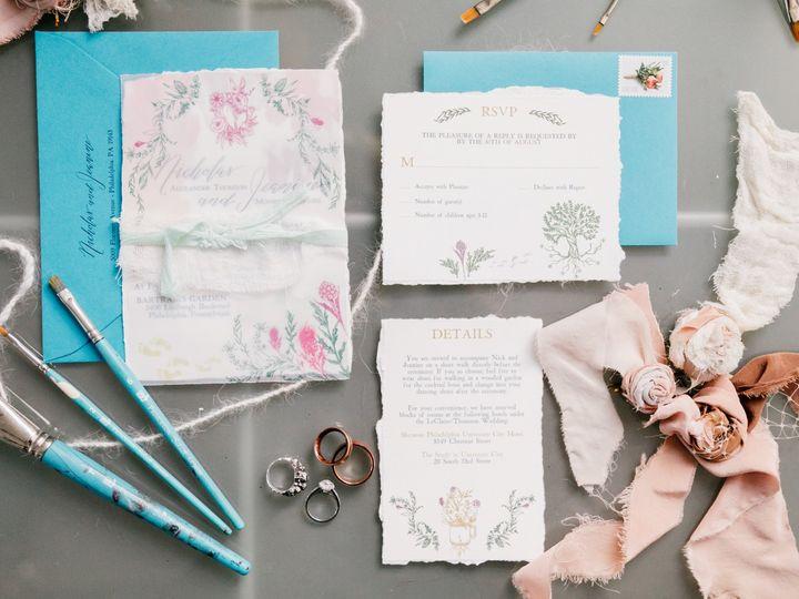Tmx Sneakpeek 004 51 1086923 157542868037687 Pottstown, PA wedding invitation