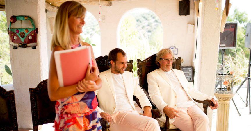 Cortijo weddings