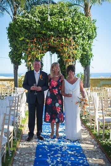 Nerja wedding (photo sduggan)