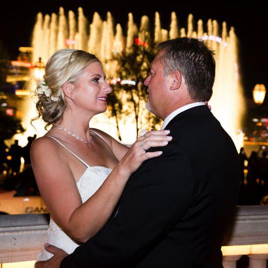 Georgia couple elopes to Vegas
