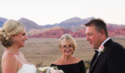 Judy Irving / Wedding Vows Las Vegas