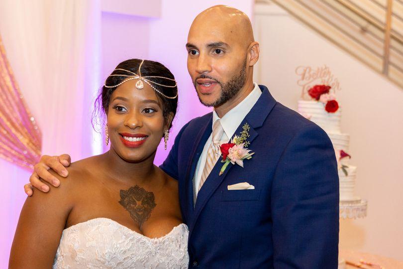 Nischelle & Curtis' Wedding