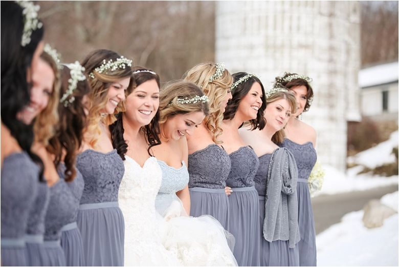 Bridal-party-winter-wedding