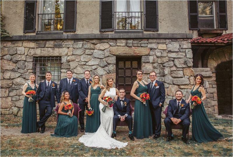 Editorial-bridal-party