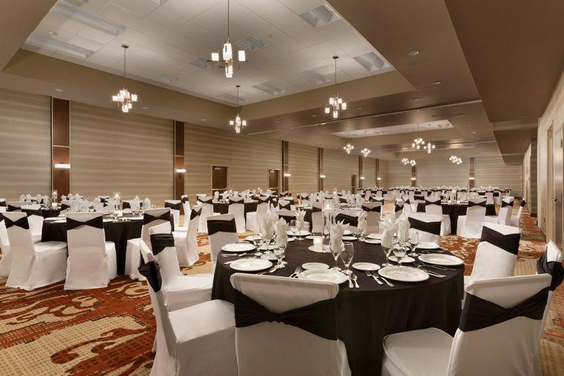 Embassy Suites Akron Canton - Venue - North Canton, OH - WeddingWire
