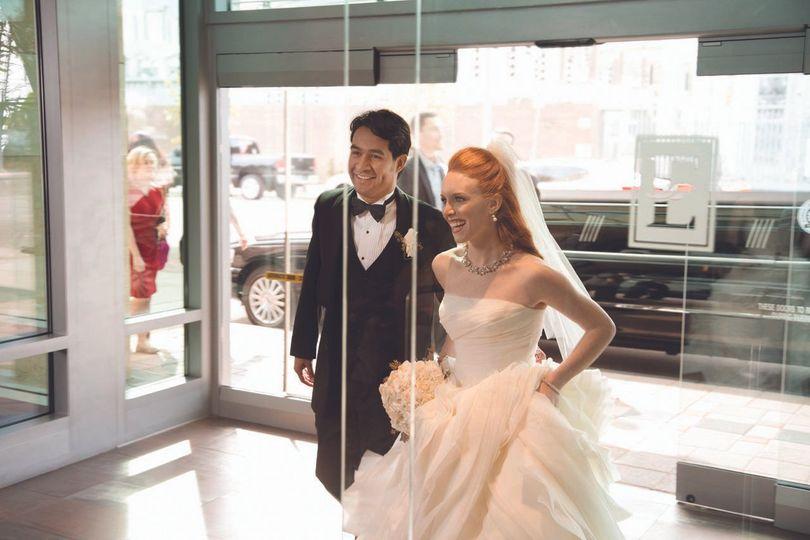 4525d46304c8cf33 EHS Wedding entrance