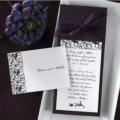 Tmx 1346942579430 CarlsonChiffon Port Orange, FL wedding invitation