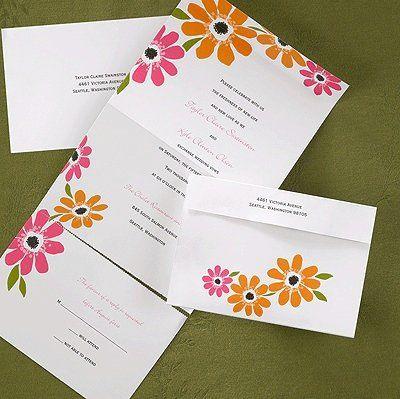 Tmx 1346942580365 CarlsonDaisies Port Orange, FL wedding invitation