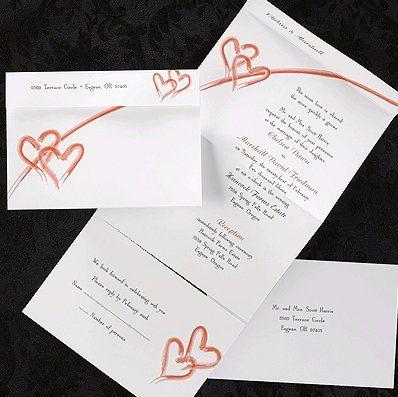 Tmx 1346942583581 CarlsonHearts Port Orange, FL wedding invitation