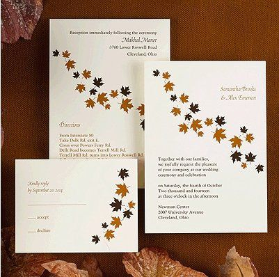 Tmx 1346942584683 CarlsonLeaf Port Orange, FL wedding invitation