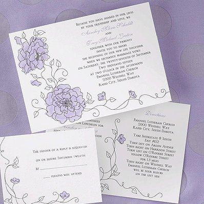 Tmx 1346942585818 CarlsonMum Port Orange, FL wedding invitation
