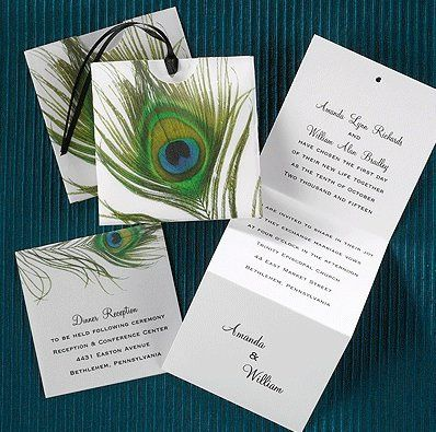 Tmx 1346942588200 CarlsonPeacock Port Orange, FL wedding invitation