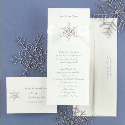 Tmx 1346942591406 CarlsonSnowflake Port Orange, FL wedding invitation