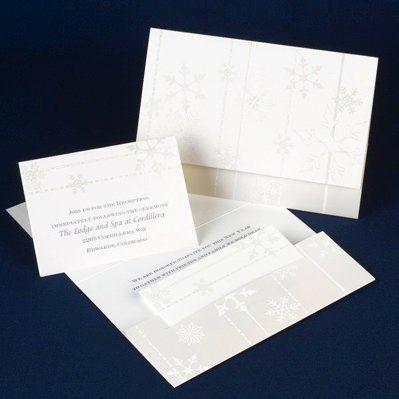 Tmx 1346942592189 Carlsonsnowflakes Port Orange, FL wedding invitation