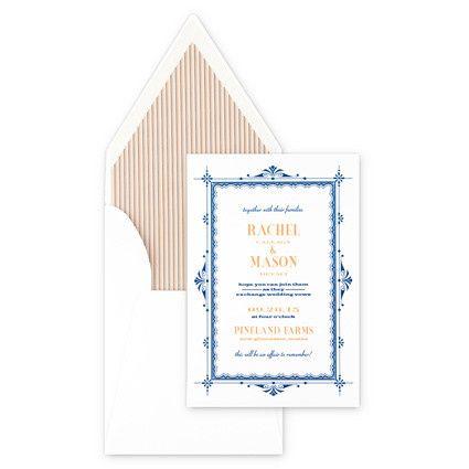 Tmx 1479477550338 Bri Carnival Port Orange, FL wedding invitation
