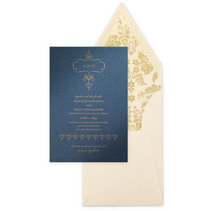 Tmx 1479477595203 Bri Windsor Port Orange, FL wedding invitation