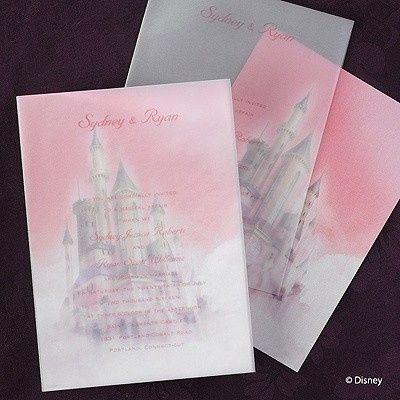 Tmx 1479477941022 Cc Cinderellas Castle Port Orange, FL wedding invitation