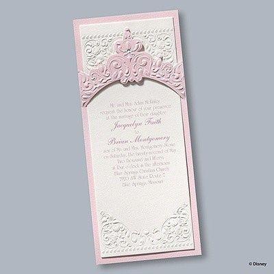 Tmx 1479477946239 Cc Princess Dreams Port Orange, FL wedding invitation