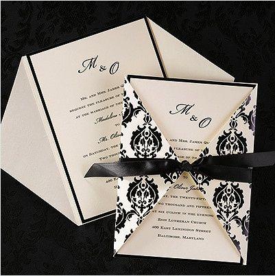Tmx 1479477988292 Ccwrapped In Elagance Port Orange, FL wedding invitation