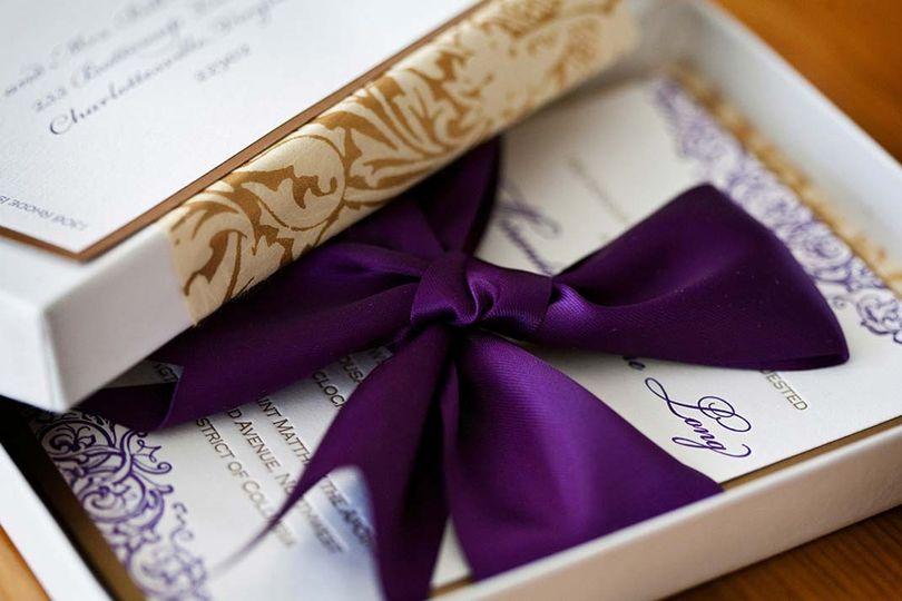 purple ribbon 51 641033 161183382678450