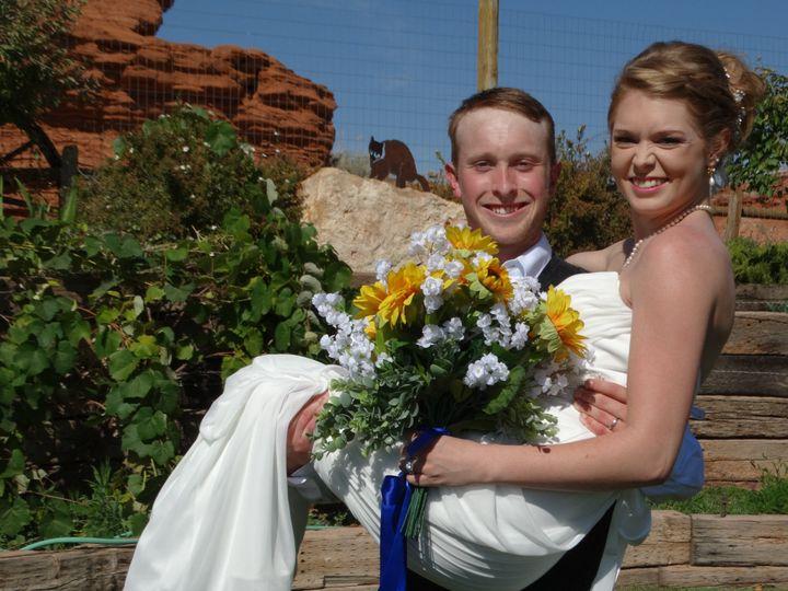 Happy Mr and Mrs Lodge