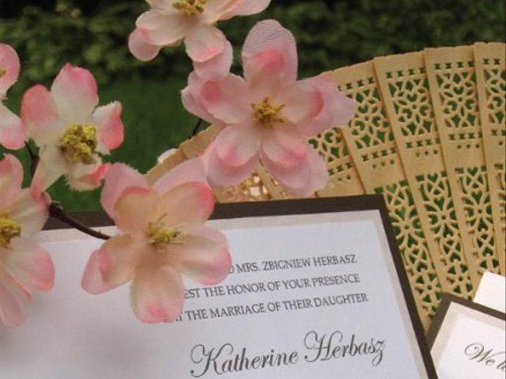 Tmx 1315327921261 WeddingB New Milford wedding invitation