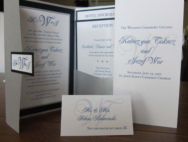 Tmx 1315327926949 Wedding New Milford wedding invitation
