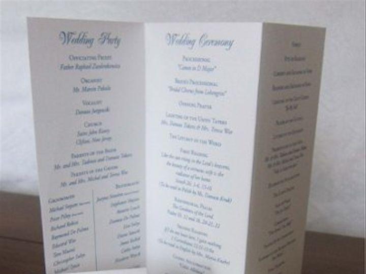 Tmx 1315327928246 Wedding2 New Milford wedding invitation