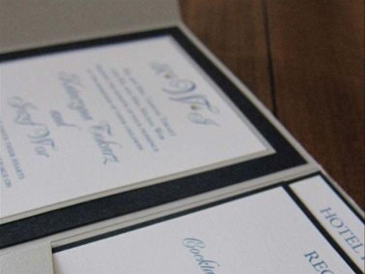 Tmx 1315327929167 Wedding3 New Milford wedding invitation